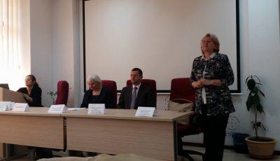 Elena Abrudan la Zilele Culturii Media