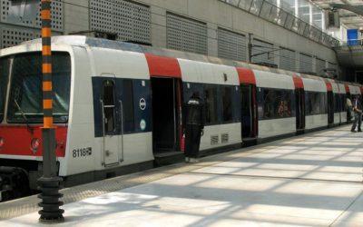 Trenurile RER din Paris
