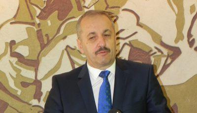 Vicepremierul Vasile Dancu la Bistrita
