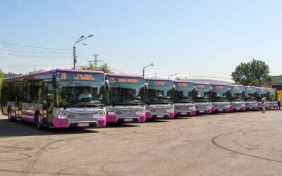 autobuze CTP Cuj Napoca SA