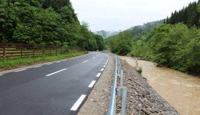 Drumul turistic 2B Cormaia, de la poalele Muntilor Rodnei