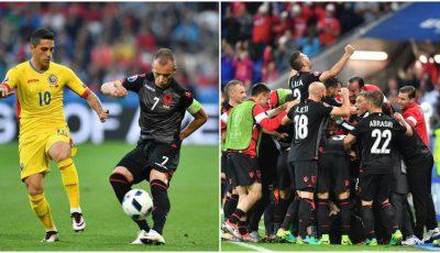 Romania - Albania la EURO 2016
