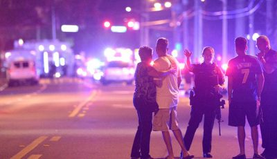 atac armat, Orlando