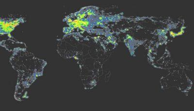 poluare lumina artificiala