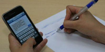 telefon examen