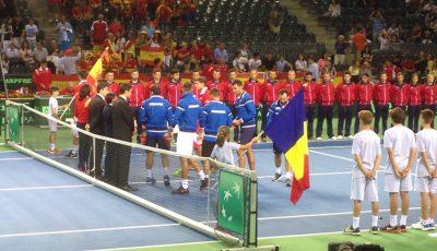 tenis Davis Cup Cluj