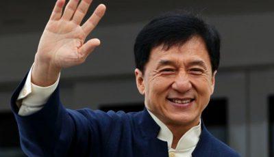 Jackie Chan va primi un Oscar de onoare