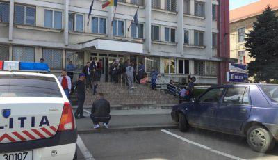 politie Satu Mare