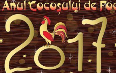 Anul Cocosului de Foc