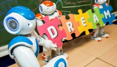 ROBOT DREAM
