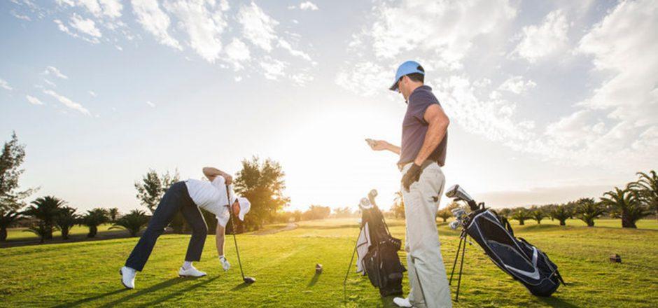 teren de golf