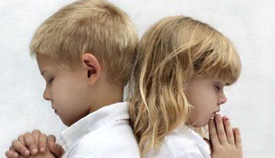 spatiul spiritual al copiilor