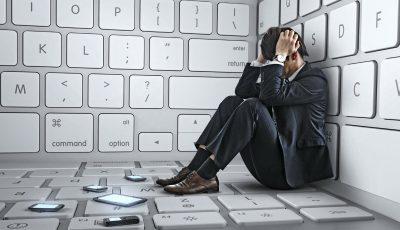 barbat singur internet