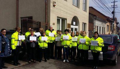 protest garda de mediu