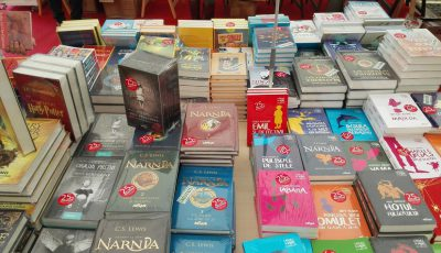 carti la Gaudeamus Cluj 2017