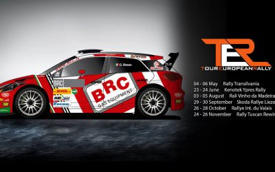 Tour european rally