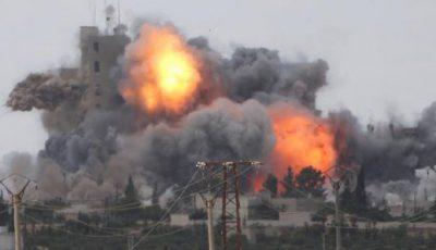 atac armat in siria