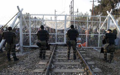 control frontiera UE