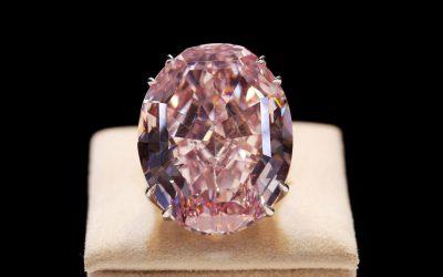 pink star diamant roz