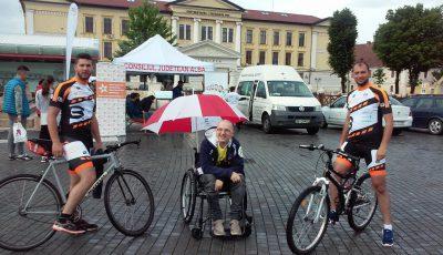 16 ciclisti la Stafeta Alba Iulia