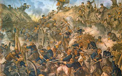 9 mai, Ziua Independetei, lupta de la Grivita