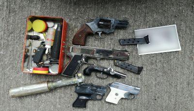 pistoale contrabanda