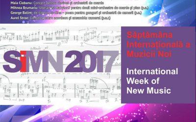Afis Orchestrele Radio Simn 2017