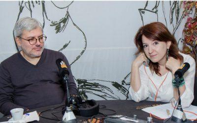 Evgheni Vodolazkin la RRC Foto Alexandru Dolea
