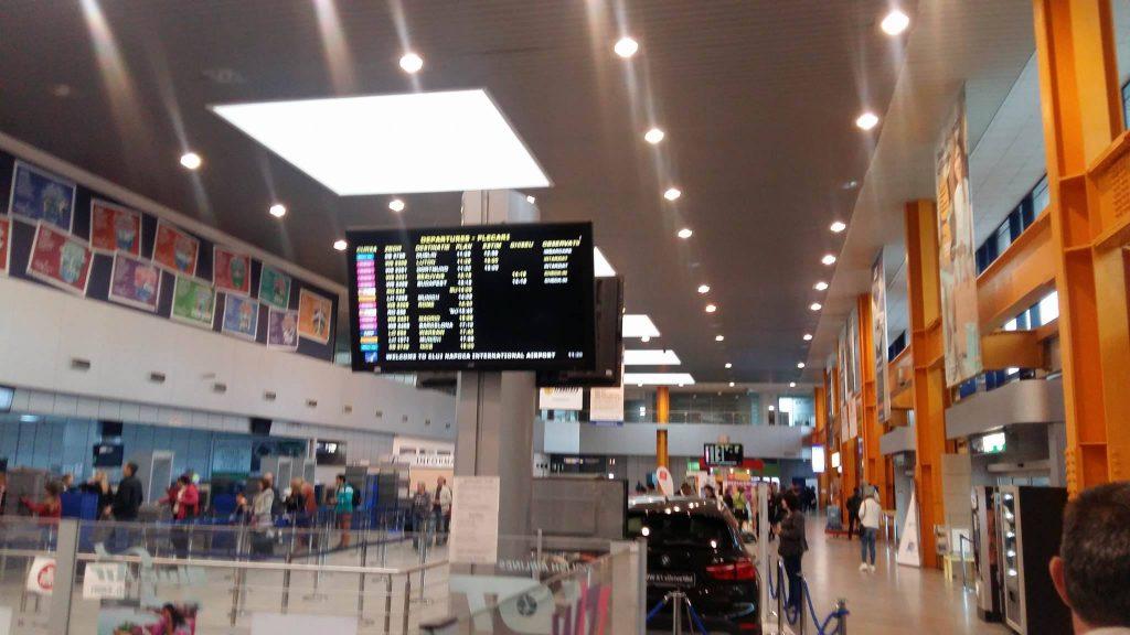 aeroport cluj greva