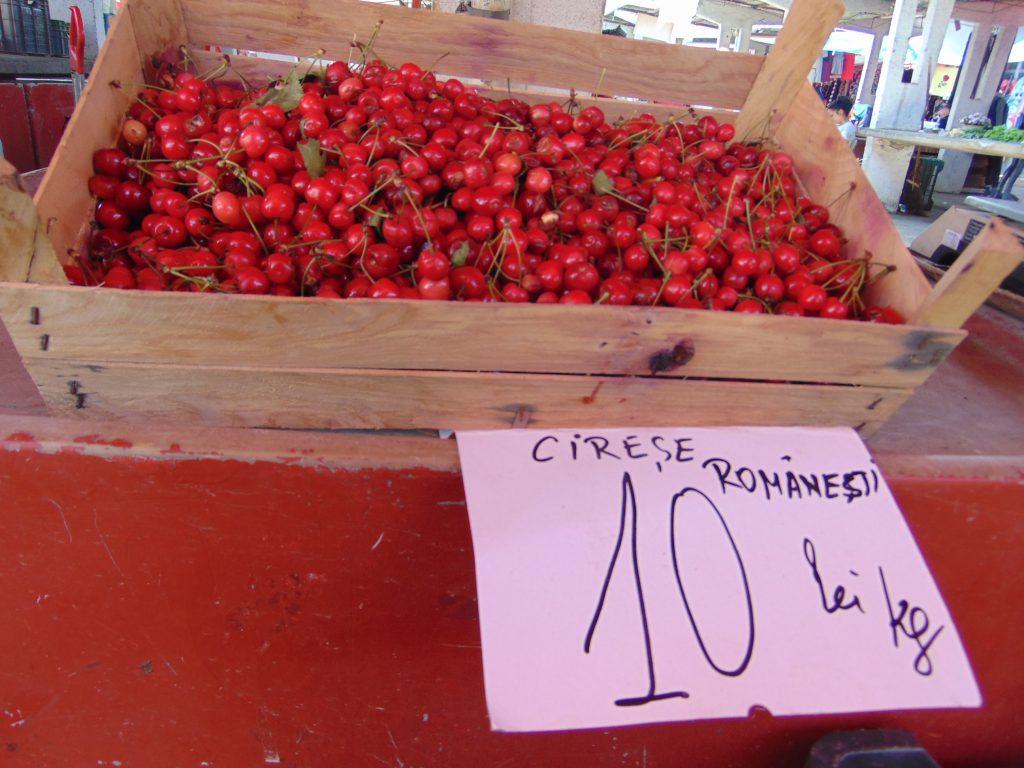 Cireșe românești