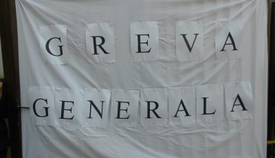 greva generala garda