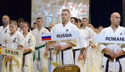 Campionatul Mondial de Karate Sibiu 2017