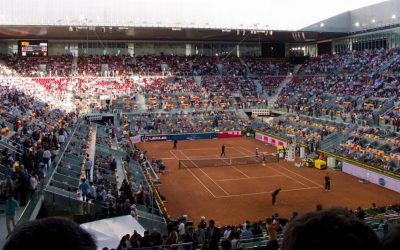 madrid open 2017