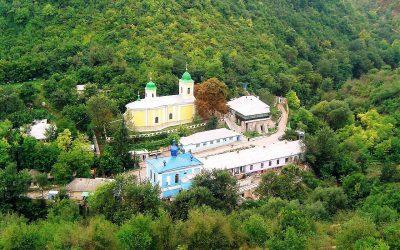 manastire ucraina