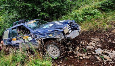 masina de teren accident of road