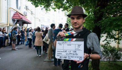protest cineasti romani