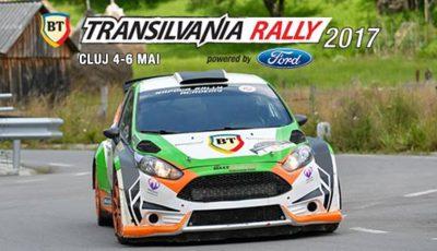 Transilvania Rally 2017