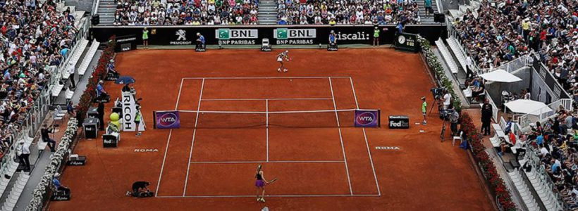 turneu tenis roma