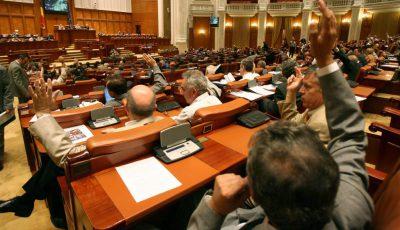 vot senat legea salarizarii