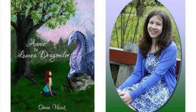 Oana Văsuţ - Annie în Lumea Dragonilor
