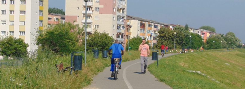 pista de biciclete SM