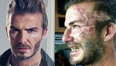 David Beckham actor