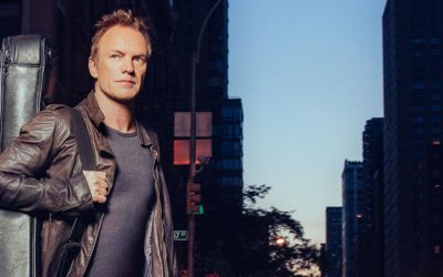 Sting în concert la Cluj Napoca