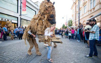 Tutatis (Spania) - dansul ursilor din Pirinei (4)