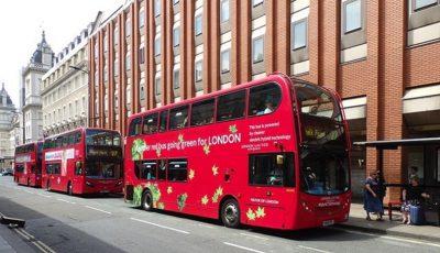 autobuze londra