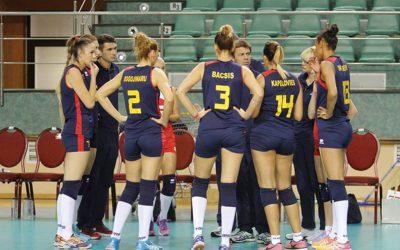 echipa nationala de volei feminin