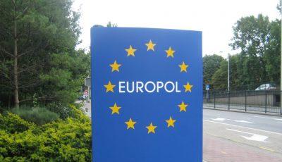 europol sigla UE