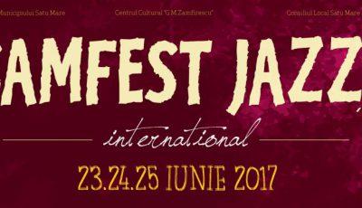 samfest jazz 2017