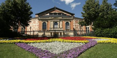 Bayreuth Festspielhaus