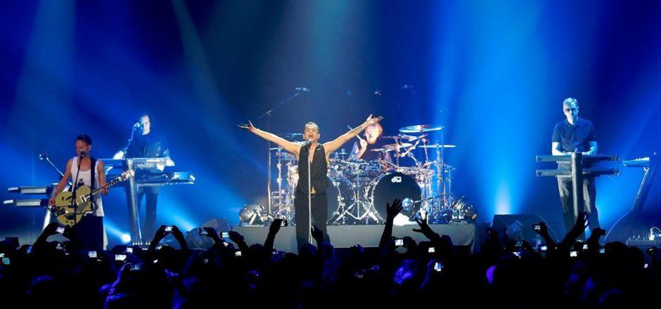concert Depeche Mode